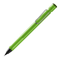Lamy safari Mechanical Pencil - Green (0.7 mm)