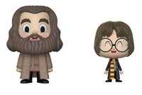 Harry Potter + Hagrid - Vynl. Figure 2-Pack