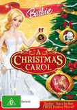Barbie In a Christmas Carol DVD