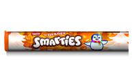 Nestle Orange Smarties Giant Tube (130g)