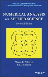 Numerical Analysis for Applied Science by Myron B. Allen