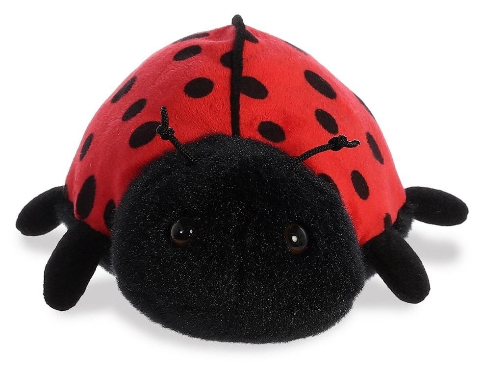 Aurora: Mini Flopsie - Ladybug-Ladybird (20cm) image
