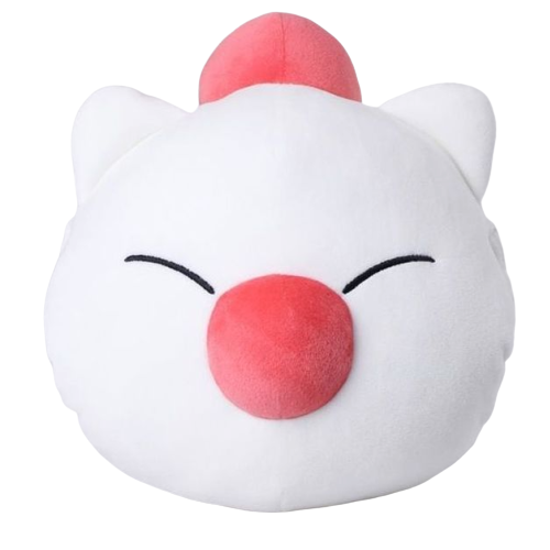 Final Fantasy: Desk Pillow (Moogle)