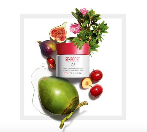 My Clarins: RE-BOOST Comforting Hydrating Cream