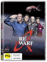 Red Dwarf X on DVD