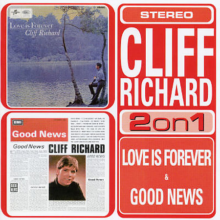 Love Is Forever/Good News by Cliff Richard