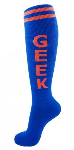 c0ef17011 Geek Knee High Socks (Unisex)