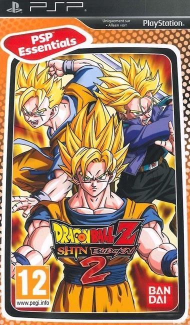 Dragon Ball Z: Shin Budokai 2 (Essentials) for PSP