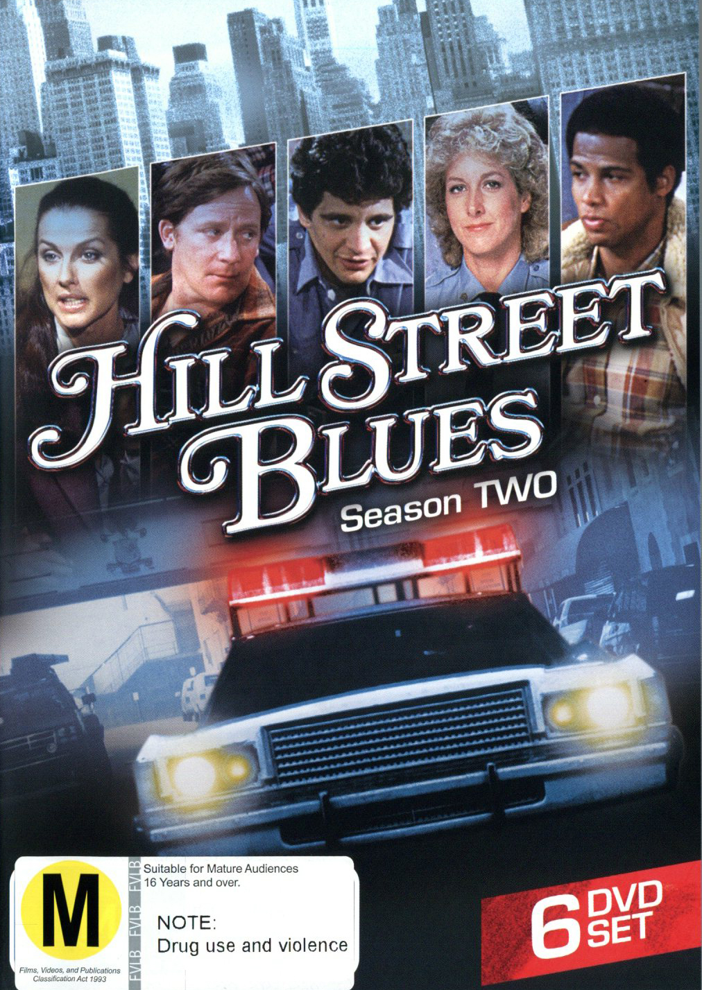 Hill Street Blues - Season Two ~ DVD