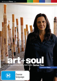 Art + Soul - Series 2 on DVD