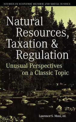 Natural Resources, Taxation, and Regulation image