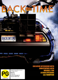 Back In Time on DVD