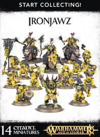 Start Collecting Ironjawz