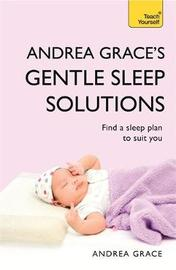 Andrea Grace's Gentle Sleep Solutions by Andrea Grace image