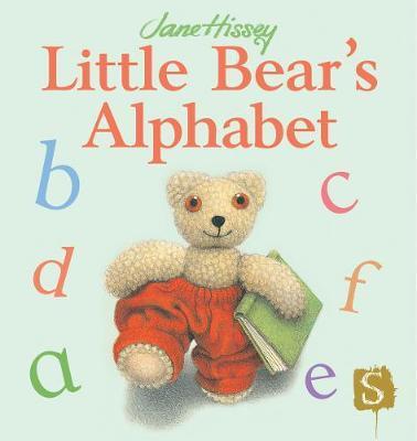 Little Bear's Alphabet by Jane Hissey image