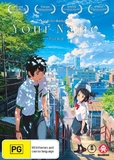 Your Name on DVD