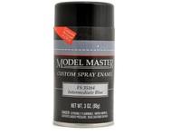 Model Master: Enamel Aerosol - Intermediate Blue (Flat) image