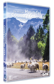 Best Of Hyundai Country Calendar 2018 - Vol 1 on DVD