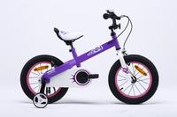"RoyalBaby: Honey RB-15H - 14"" Bike (Purple)"