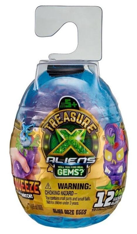 Treasure X: Aliens S2 - Mystery Ooze Egg (Blind Box) image