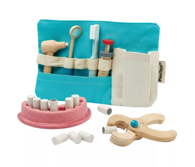 PlanToys: Dentist - Roleplay Set