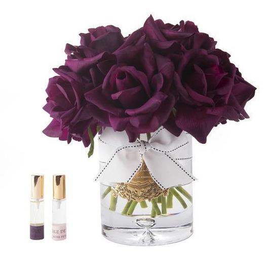 Cote Noire: Grand Bouquet Fragrance Diffuser - Carmine Red