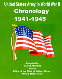 United States Army in World War II: Chronology 1941-1945 image