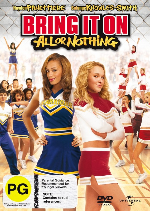 Bring It On - All Or Nothing on DVD