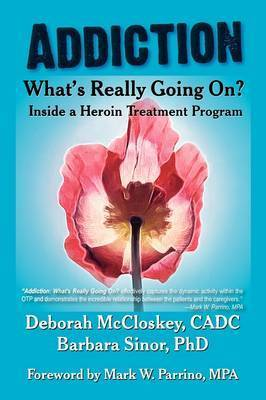 Addiction--What's Really Going On? by Deborah McCloskey