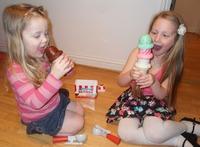 Melissa & Doug: Scoop & Stack Ice Cream Cone Playset image