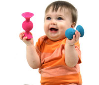 Squigz: PipSquigz - Rattle & Teether image