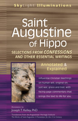 Saint Augustine of Hippo by Joseph Kelley