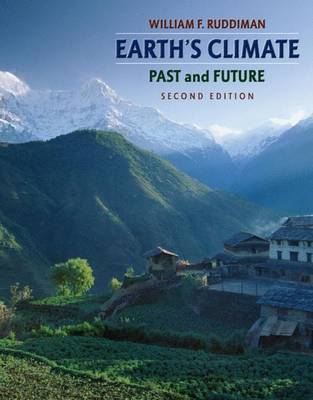 Earth's Climate: Past and Future by William F. Ruddiman image