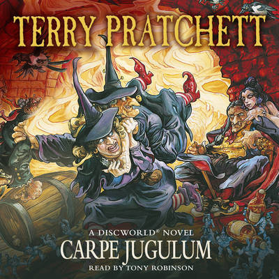 Carpe Jugulum (Discworld - The Witches) by Terry Pratchett image