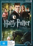 Harry Potter: Year 5 - The Order Of The Phoenix (Special Edition) DVD
