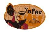 Disney Villains Travel Sticker - Jafar