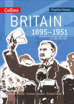 Britain 1895-1951 by Derrick Murphy image