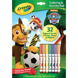Crayola: Paw Patrol Colouring & Activity Pad