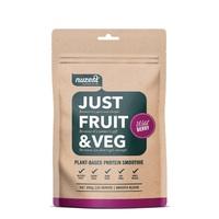 Just Fruit & Veg Protein Smoothie - Wild Berry (250g)