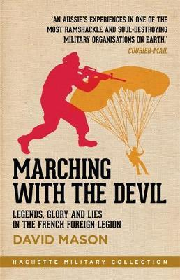 Marching with the Devil by David Mason image