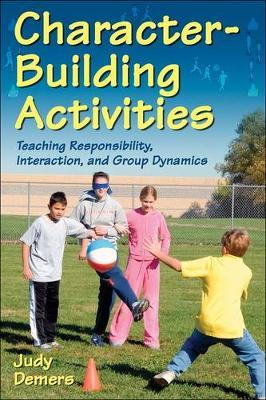 Character Building Activities by Judy Demers image