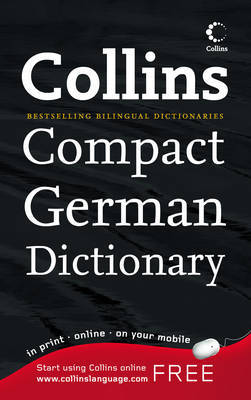 Collins German Compact Dictionary image