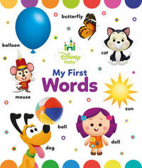 Disney Baby My First Words image