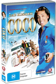Coco on DVD