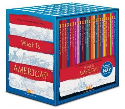 What Is America? 25c Box Set by Who Hq image
