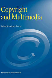 Copyright and Multimedia by Julian Rodriguez Pardo