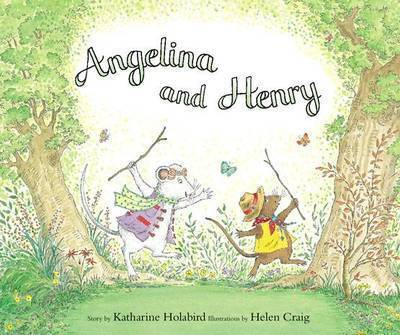 Angelina and Henry by Katharine Holabird image