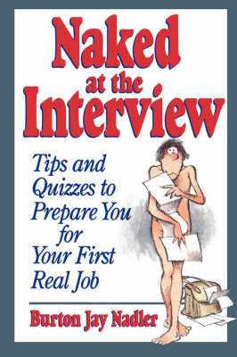 Naked at the Interview by Burton Jay Nadler image