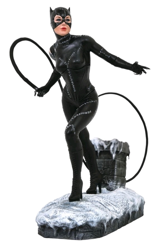 "DC Gallery: Catwoman (Batman Returns) - 9"" Statue"