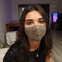 Soft Reusable Face Mask - Animal (Set of 3 Masks)
